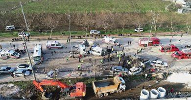 Bursa'da 22 araca çarpan TIR sürücüsünün ifadesi ortaya çıktı