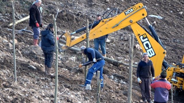 Çanakkale'de 8 muhtardan madene destek açıklaması