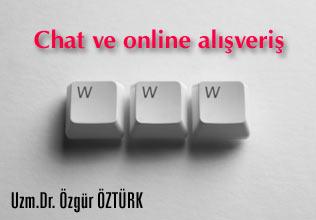 Chat ve online alışveriş