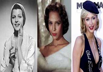 İdeal makyaj yüzünün 100 yılda değişimi