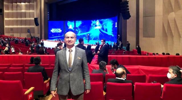 Prof. Dr. Öz Ekonomik Reform Paketi toplantısına davet edildi