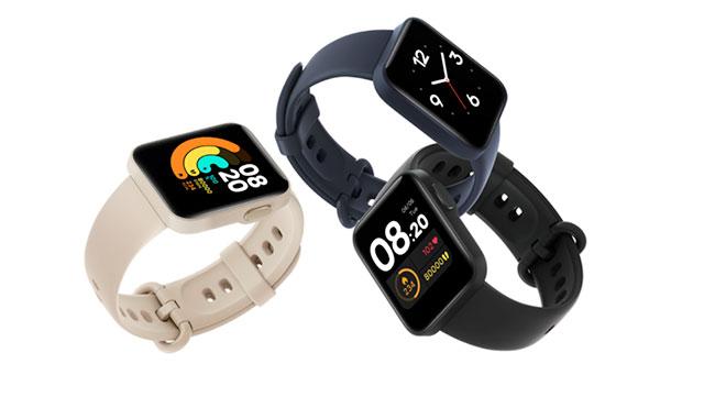 Türkiye'de de satılan Xiaomi Mi Watch Lite akıllı saat için yeni özellikler geldi
