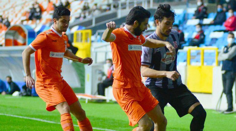 Adanasporlu futbolcuların güveni tam